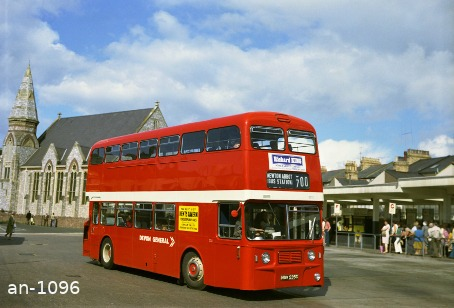 Devon General Atlantean NDV535G Paignton