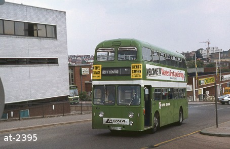 Devon General Atlantean EOD527D Exeter