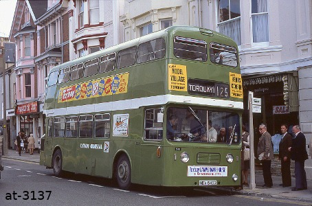 Devon General Atlantean NDV540G Teignmouth