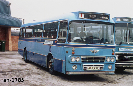 Premier Travel AEC Reliance GER913N
