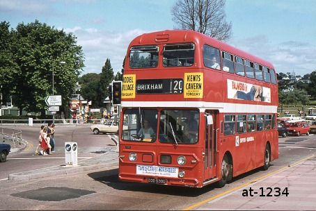 Devon General Atlantean EOD530D Torquay