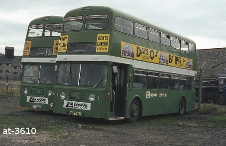 Decon General Atlantean NDV536G, Newton Abbot