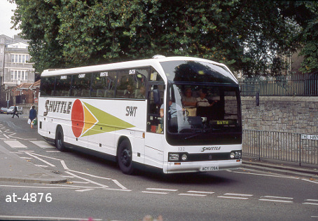 South Wales Transport Duple 425 ACY178A Bristol
