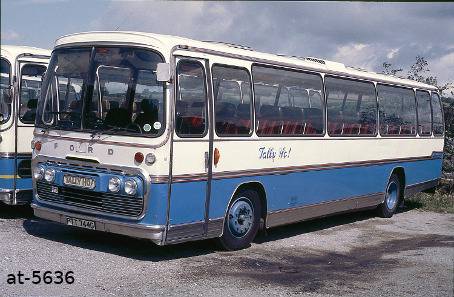 Tally Ho Ford R226 PTT744G