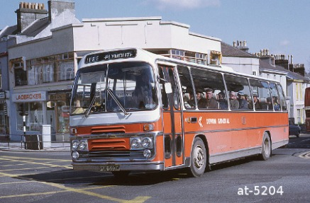 Devon General Bristol RELH6G PUO503M Plymouth