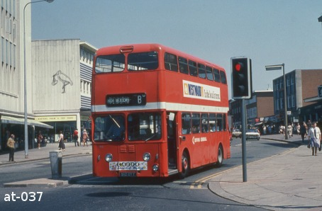 Devon General Atlantean 912DTT Exeter