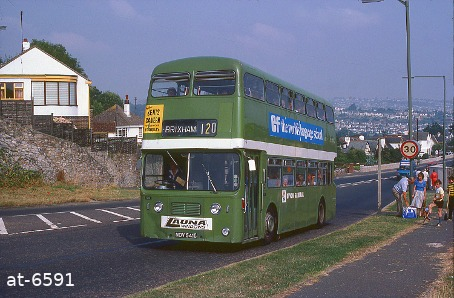 Devon General Atlantean NDV541G Paignton