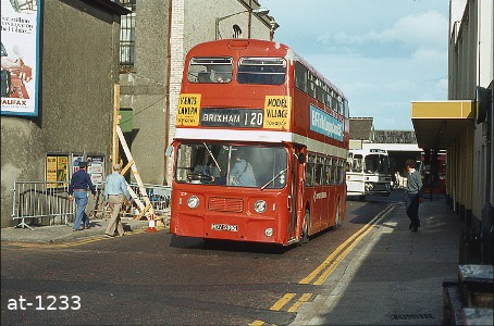 Devon General Atlantean NDV539G Paignton